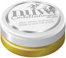 TONIC STUDIOS 802N Embellishment Mousse-Indian Gold