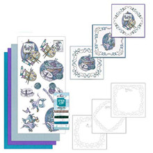 Find It Trading Stitch and Do Embroidery on Paper kit- Crafting - STDO105