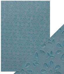 Craft Perfect A4 Handcrafted Cotton Papers - Floral Lace