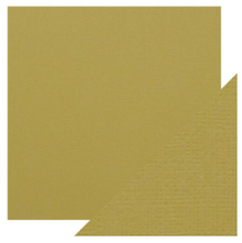 Craft Perfect Classsic Card Weave Texture - Olive GReen