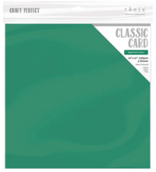 Craft Perfect Classsic Card Weave Texture - Spearmint Green