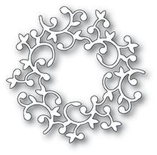 Memory Box  Hutton Wreath Die 94008