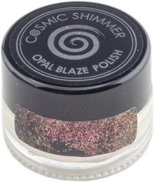 CREATIVE EXPRESSIONS Opal Blaze Polish - Sunset Orange