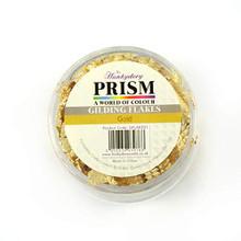 Hunkydory- Prism Gilding Flakes- Gold- GFLAKE01