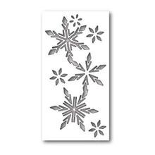 Memory Box Tisdale Snowflake Collage 99827
