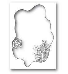 Memory Box Coral Cuollage Cutting Die