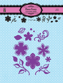 HOTP 15 Flower Frenzy Cutting Dies