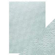 Craft Perfect- A4 Hand Crafted Cotton Papers- Iced Petals- 9879E
