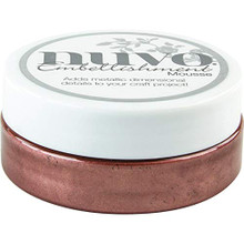 Nuvo by Tonic Studios Emb Mousse Burnished