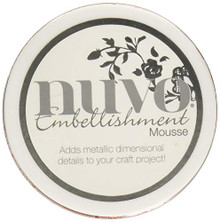 Nuvo by Tonic Studios Emb Mousse PersianRd