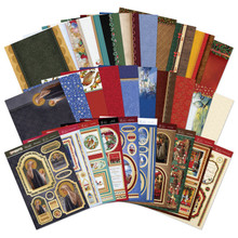 Hunkydory Crafts Festive Memories 2020 Luxury Topper Collection -- 10 Topper Sets - CLASSICS20-101