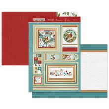 Hunkydory Crafts Christmas 2020 Festive Memories - Twelve Days