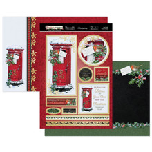 Hunkydory Crafts Christmas 2020 Festive Memories - Sent with Good CHeer