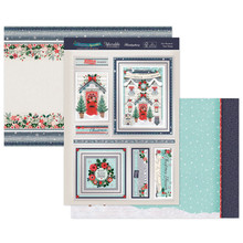 Hunkydory Crafts Christmas 2020 Christmas Sparkle - Our House to Yours