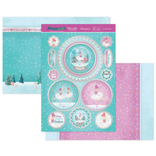 Hunkydory Crafts Christmas 2020 Christmas Sparkle - Christmas Ballet