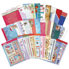 Hunkydory Crafts Santa & Friends 2020 Luxury Topper Collection -- 10 Topper Sets - CUTE20-101