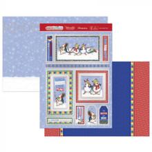 Hunkydory Crafts Christmas 2020 Santa & Friends - Santa Paws
