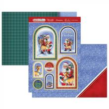 Hunkydory Crafts Christmas 2020 Santa & Friends - A Jolly Christmas