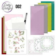 Dotty Designs Dot & Do Sparkles Kit - With Stickers and Tool - DDSP002