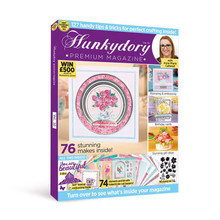 Hunkydory Crafts Premium Magazine Issue 10 (Formerly Called Design Collection Kit)