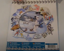 Class Kit 6-- Make Beautiful Christmas Card Embellishments Using Border and Corner Stickers with 3-D Decoupage Sheets