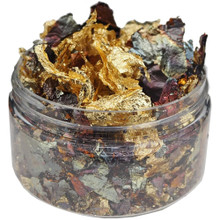 Cosmic Shimmer Gilding Flakes 100ml Pot - Mulled Wine