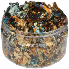 Cosmic Shimmer Gilding Flakes 100ml Pot - Summer Meadow
