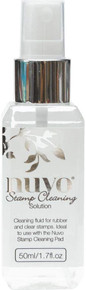 Nuvo Stamp Cleaning Solution- 1.7 fl. oz