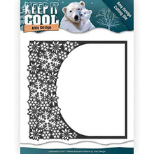 Find It Trading Amy Design Keep Die-Cool Rounded Frame