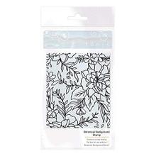 Tonic Studios- Botanical Background Stamp