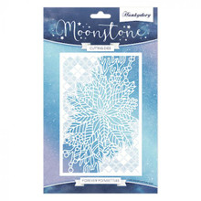 Hunkydory Moonstone Cutting Dies- Forever Poinsettias MSTONE200