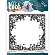 Find It Trading Amy Design Keep Die-Cool Square Frame