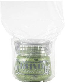 Tonic Studios Nuvo Glacier Paste 1.6oz-Green Envy