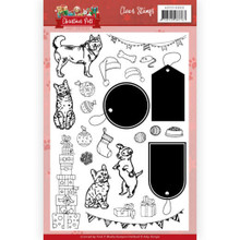 Amy Design - Clear Stamps Images - Christmas Pets
