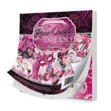 The Square Little Book of Rose Quartz Dreams- LBSQ138