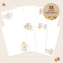 Hunkydory Crafts- Rustic Blooms Card Collection