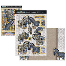 Hunkydory Perfect Planet Designer Deco-Large- On Safari PPDEC909