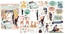STAMPERIA INTL- Love Story DIECUTS