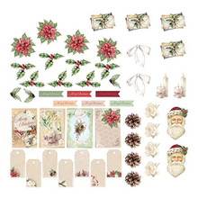 Couture Creations The Gift of Giving Die Cut Ephemera Pack C0727909