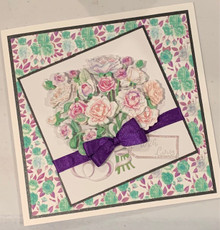 Live Stream Work Along Class Kit -- Tattered Lace Magazine Issue 61 Video Class Kit