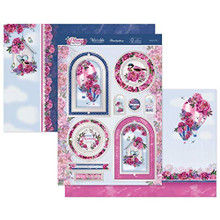 Hunkydory Crafts Peony Promise - 3pc Born to Fly Topper Set