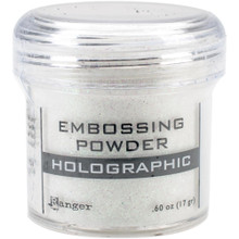 Ranger Embossing Powder 0.60 oz, Holographic