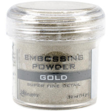 Ranger Embossing Powder 0.50 oz, Gold