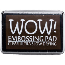Wow Embossing Ink Pad- Clear SLow Drying