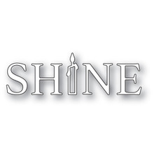 Memory Box 100% Steel Candlelit Shine Die 94025