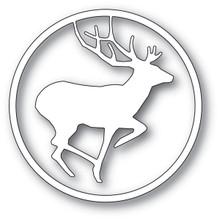 Memory Box 100% Steel Running Elk 94051