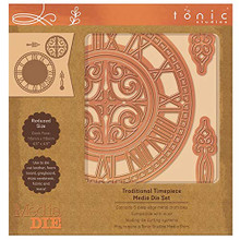 Tonic Studios Craft Die, Traditional TImepiece