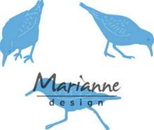 Marianne Design Cutting Die, Blue, Medium LR0596