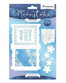 Hunkydory Crafts Eastern Wishes Cutting Die Set - Lit with Love