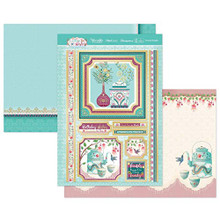 Hunkydory Crafts Eastern Wishes - Oriental Delights Topper Set